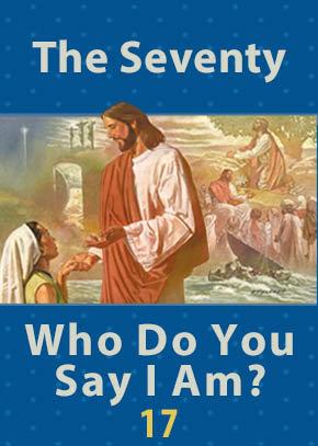 Who Do You Say I Am? • The Seventy