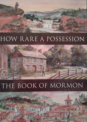 How Rare a Possession: The Book of Mormon