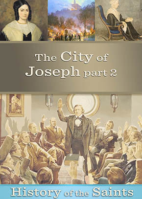 The City of Joseph part 2