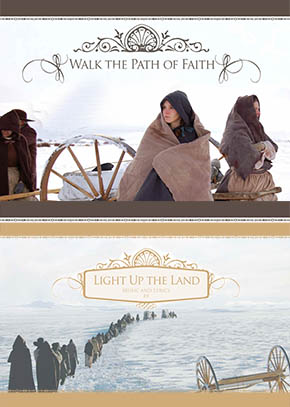 Pioneer Music Videos: Walk the Path of Faith and Light up the Land