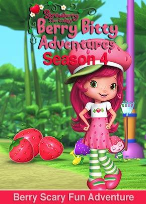Berry Bitty Adventurer