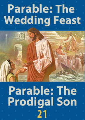 Parables: The Wedding Feast and Prodigal Son