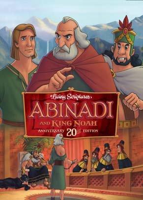 Abinadi and King Noah