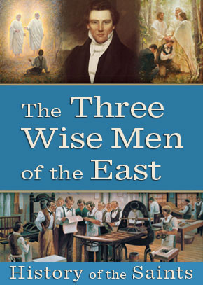 The Three Wise Men of The East