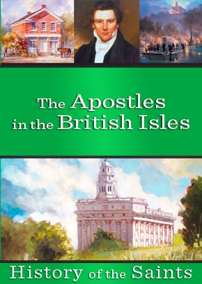 The Apostles in the British Isles