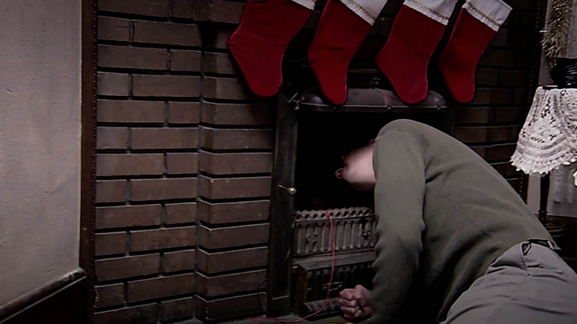 Stalking Santa