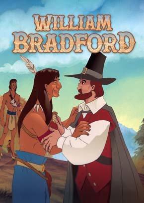 William Bradford: The First Thanksgiving