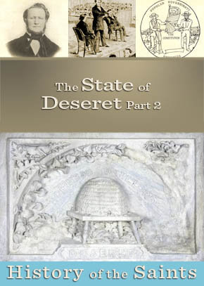 The State of Deseret Part 2