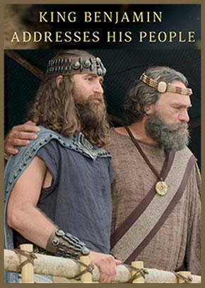 Mosiah 1-5: King Benjamin Addresses His People