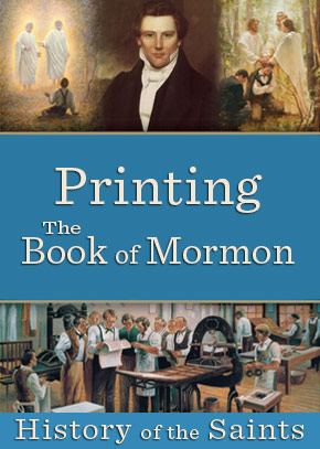 Printing the Book of Mormon
