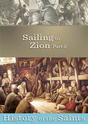 Sailing to Zion Part Two