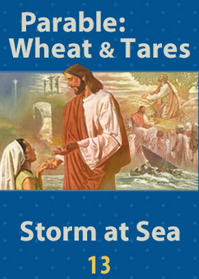 Parable: Wheat and Tares • Storm at Sea