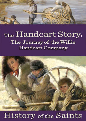 The Handcart Story Part 4: The Journey of the Willie Handcart Company