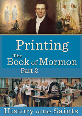 Printing the Book of Mormon Part 2
