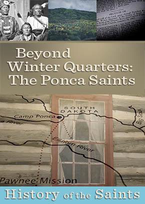 Beyond Winter Quarters: The Ponca Saints