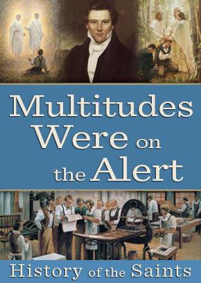 Multitudes Were on the Alert
